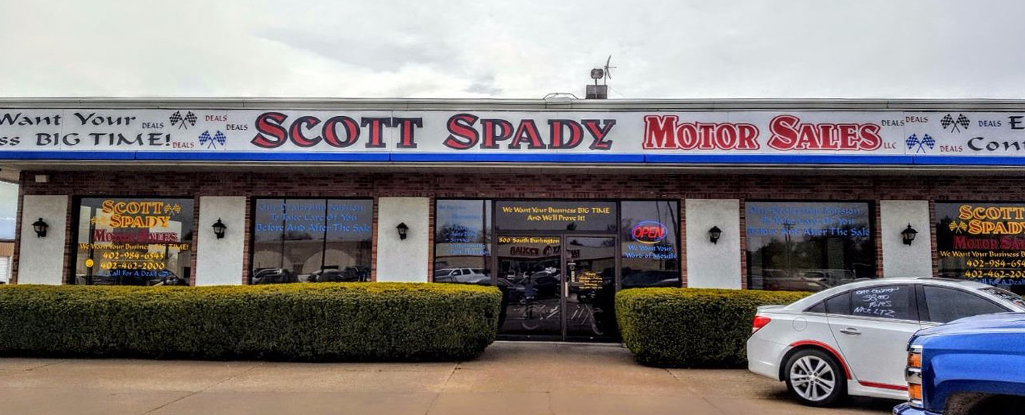 scott spady motor sales llc used cars hastings ne dealer