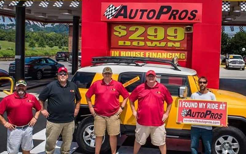 Sevierville Auto Pros – Car Dealer in Sevierville, TN