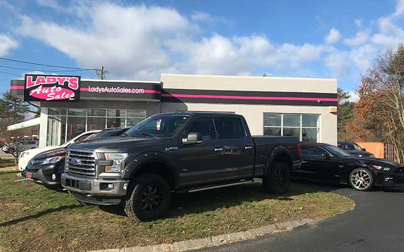 Ladys Auto Sales Inc Used Cars Brunswick ME Dealer - Car meets near me