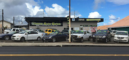 Ohana Auto Sales Car Dealer In Wailuku Hi