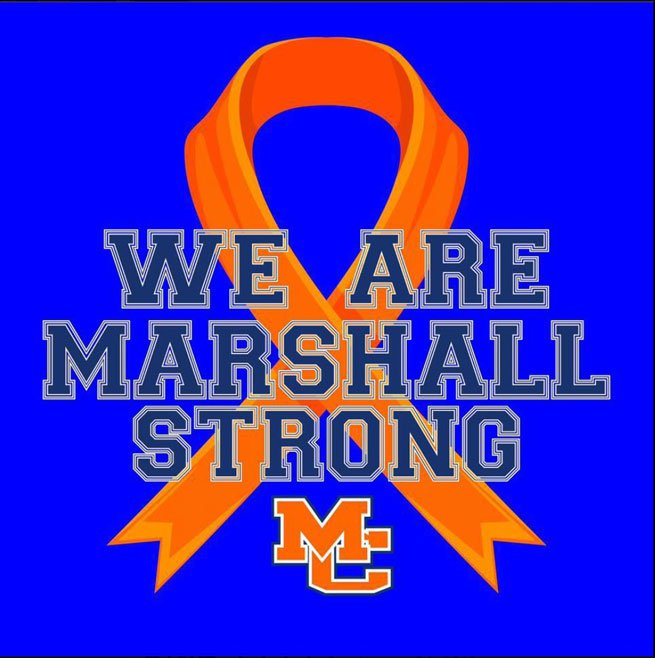 we are marshal strong
