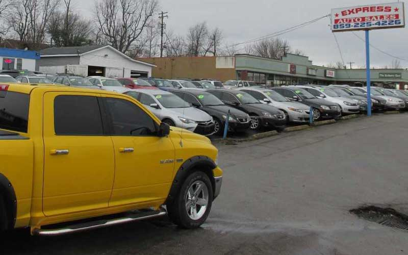 Express Auto Sales Car Dealer In Lexington Ky