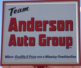Team Anderson Auto Group