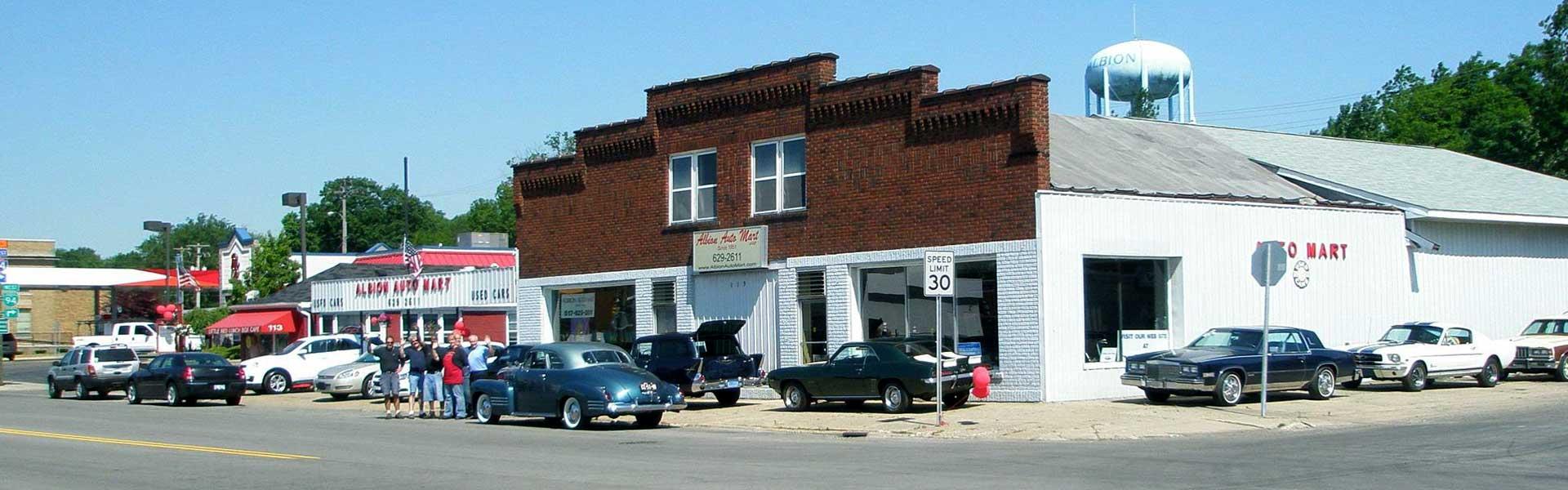Albion Auto Mart LLC - Used Cars - Albion MI Dealer