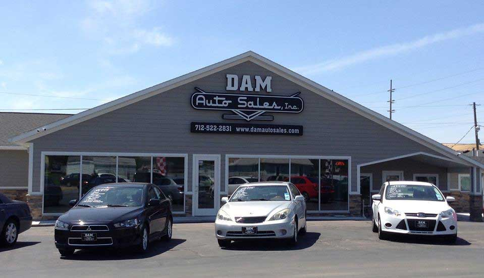 dam auto sales car dealer in sioux city ia. Black Bedroom Furniture Sets. Home Design Ideas