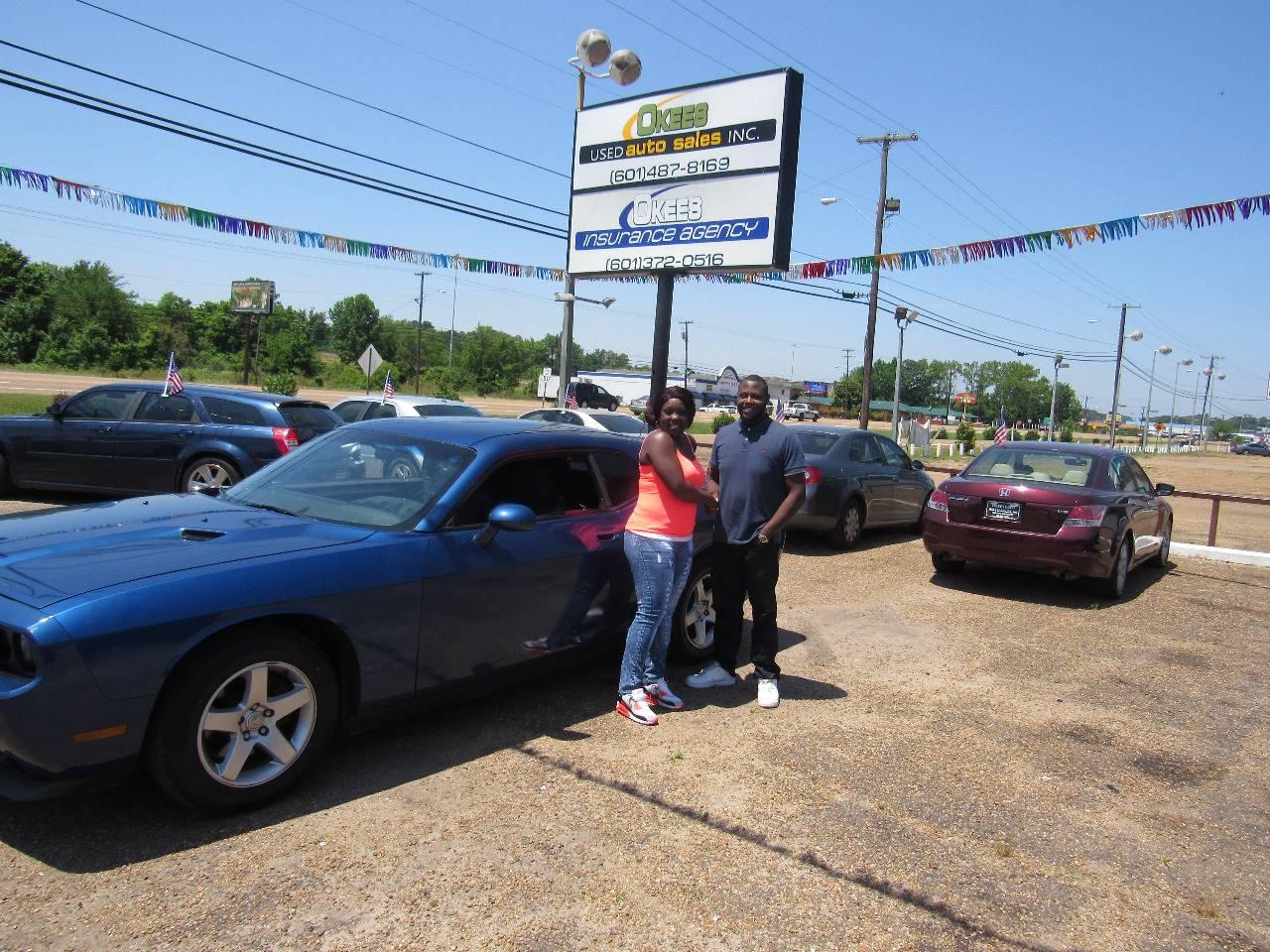 Jackson Auto Sales >> Customer Testimonials Okees Used Auto Sales Inc Jackson Ms