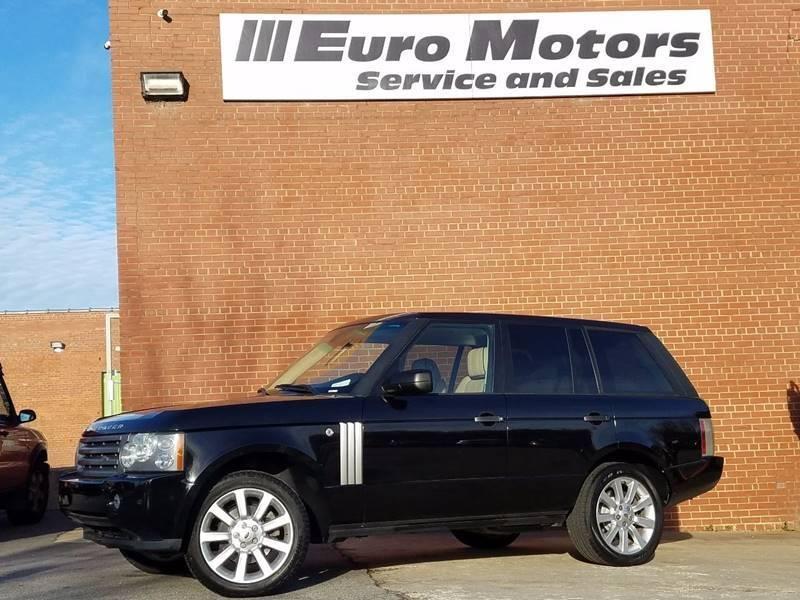 customer testimonials euro motors llc raleigh nc