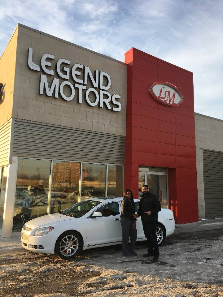 customer testimonials legend motors 3 ferndale mi