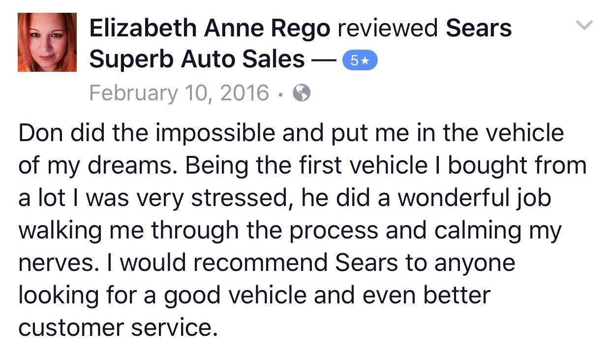 General Info Welcome to your local Sears Auto Center in CUMBERLAND, MD. We have all the essentials whether it's automotive repairs and maintenance, new tires, batteries or if you have a question about how to protect your vehicle.