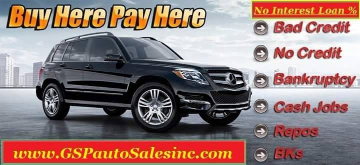 Buy here pay here greer sc