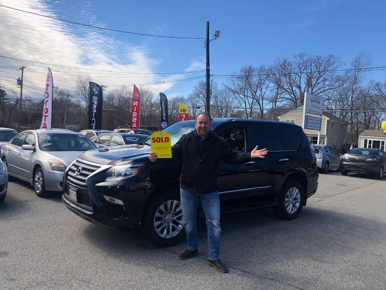 Car Sales Express >> Auto Sales Express Whitman Ma Customer Testimonials