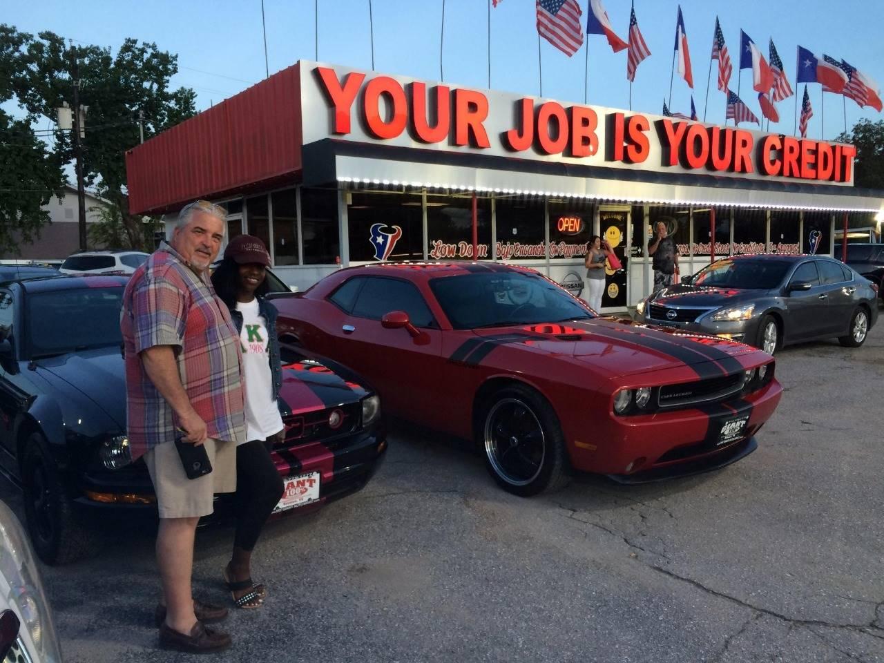 Giant Auto Mart >> Giant Auto Mart 2 Houston Tx Customer Testimonials