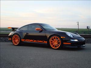 2007 Porsche 911 997 GT3 RS Only 6K Miles Collector Car