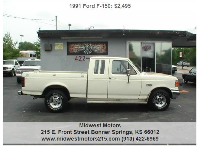 motorcycles pickup trucks specials bonner springs ks 66012 midwest motors 215 inc