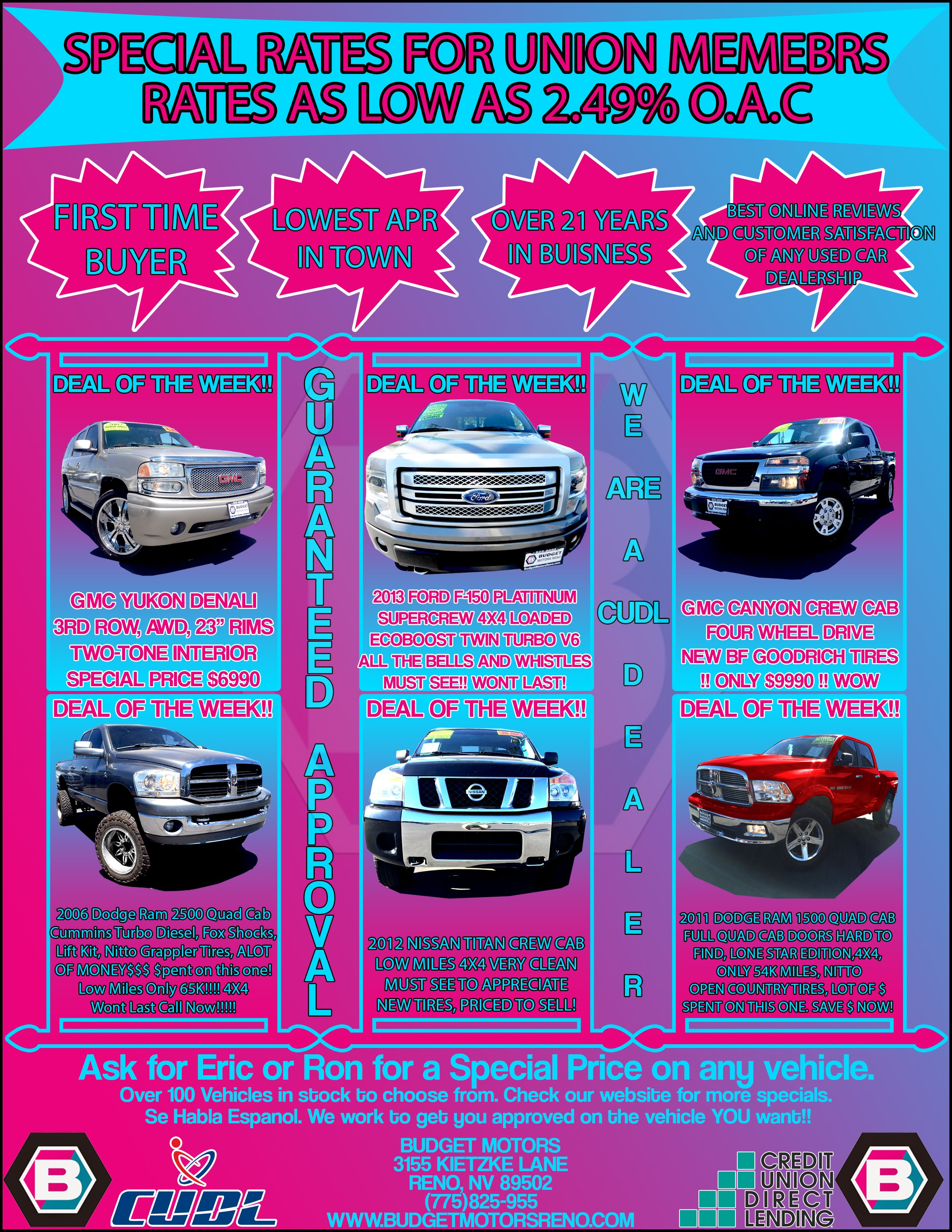 Budget Auto Redding