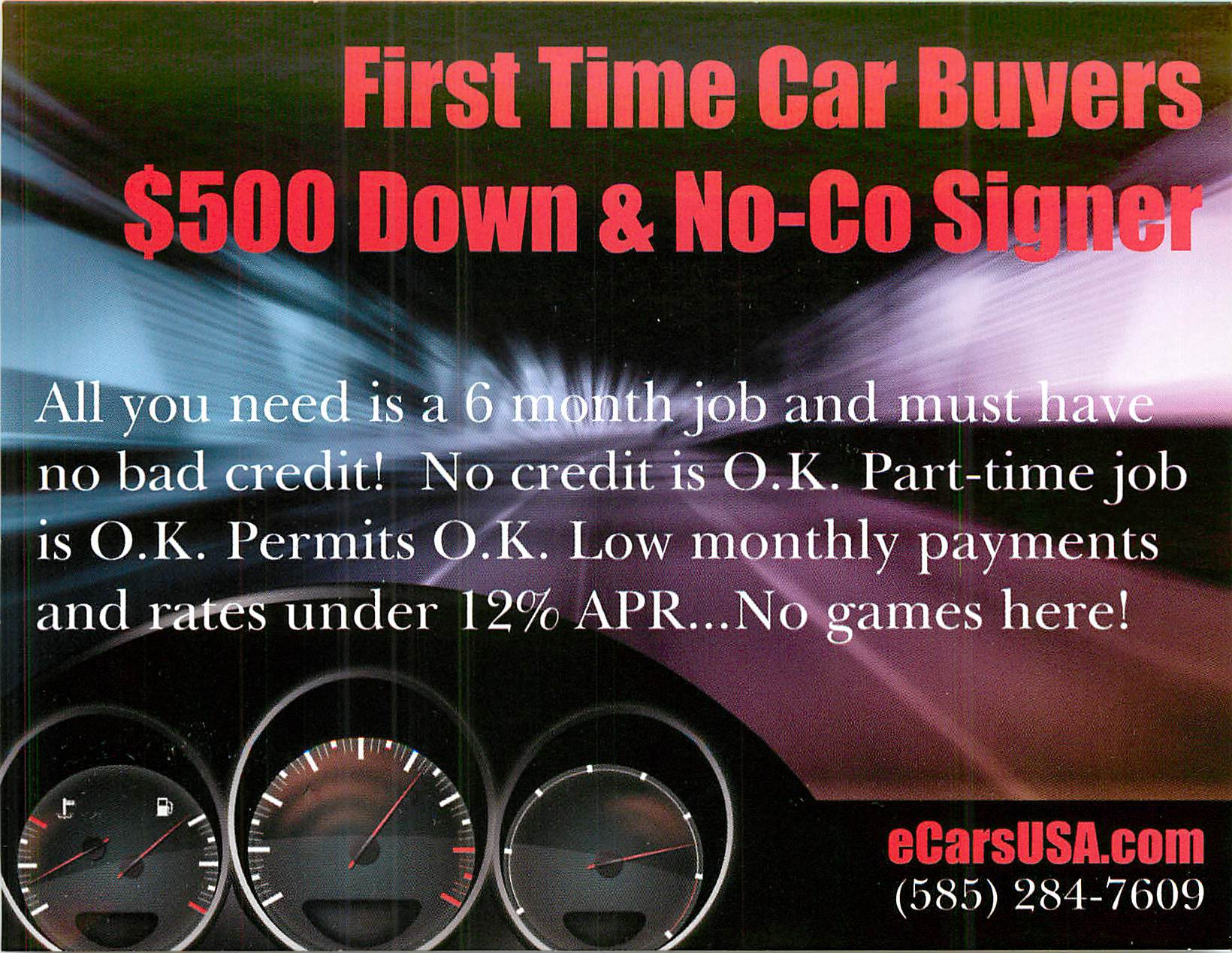 Bad Credit Car Dealers Rochester Ny