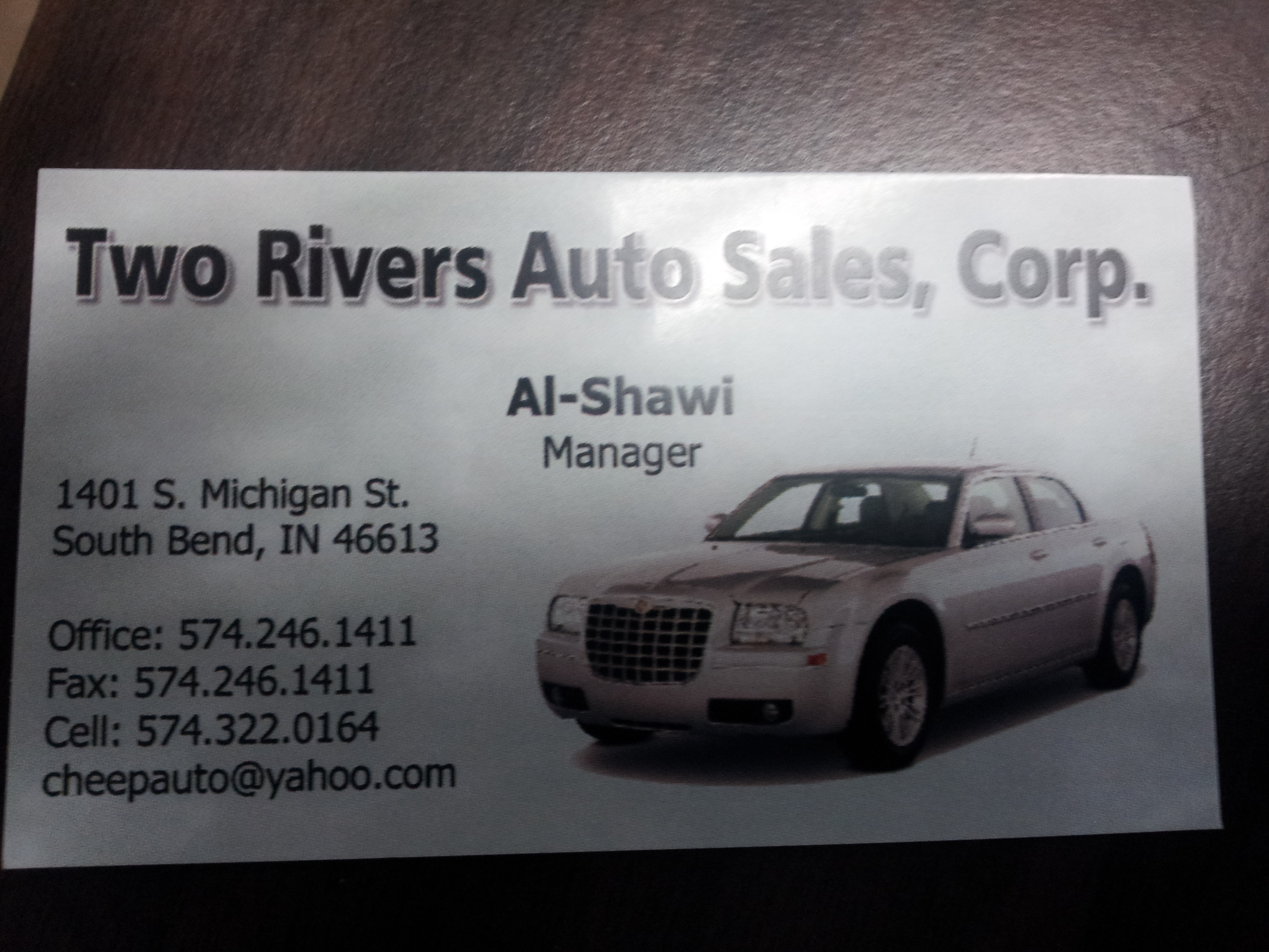 Used Cars financing Specials South Bend IN Two Rivers Auto