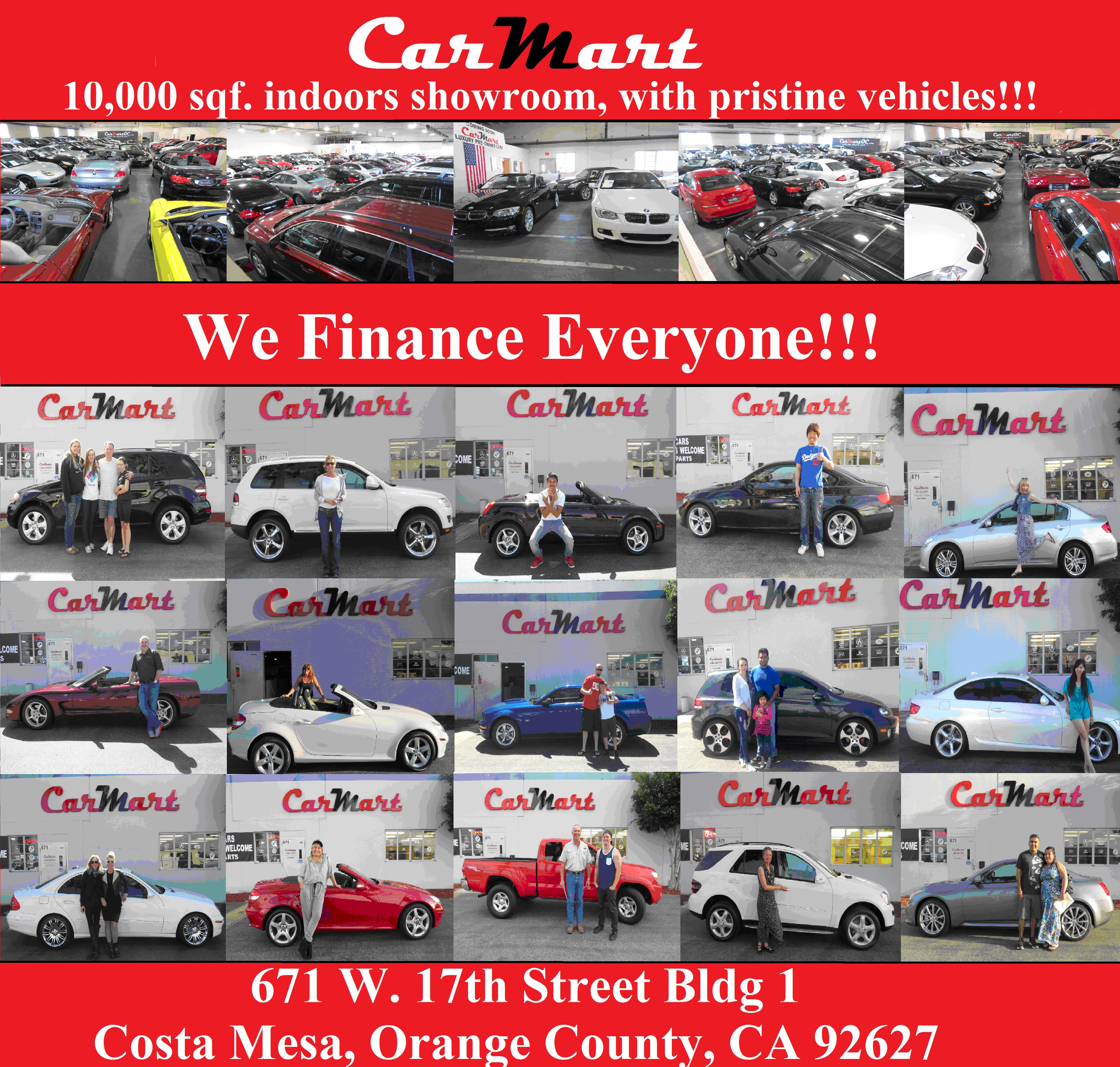 Used Cars Consignment Car Sales Specials Orange County