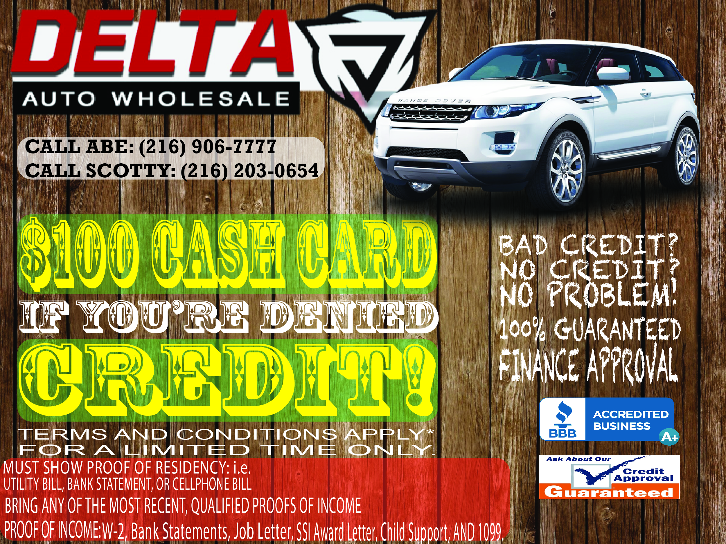 Used Cars Pickup Trucks Specials Cleveland OH Delta Auto
