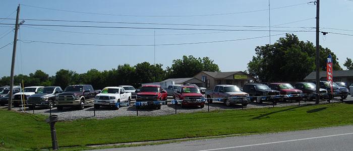 THE AUTO BIN LLC - Used Pickup Trucks - Broken Arrow OK Dealer