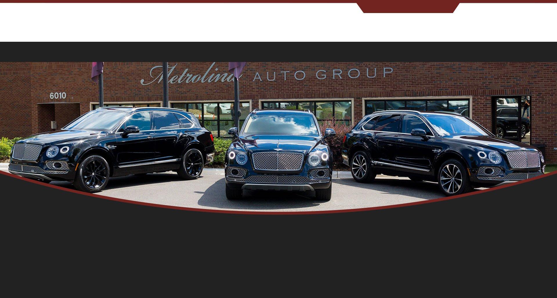 Luxury Car Dealerships In Charlotte Nc