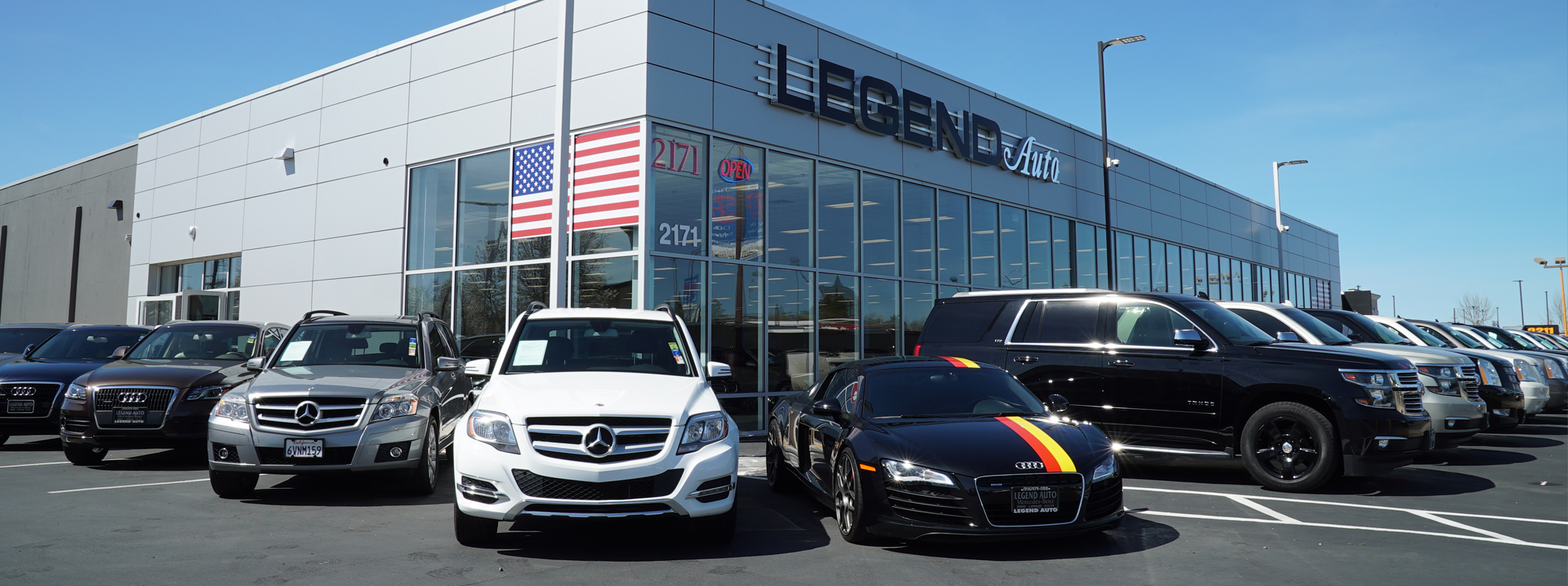Legend Auto - Used Cars - Sacramento CA Dealer