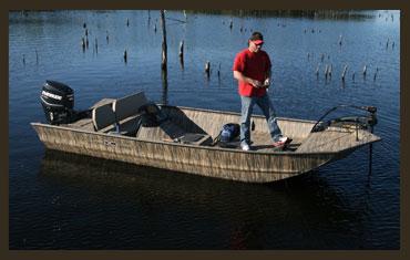Duracraft Boats Premium All Welded Aluminum Hunting