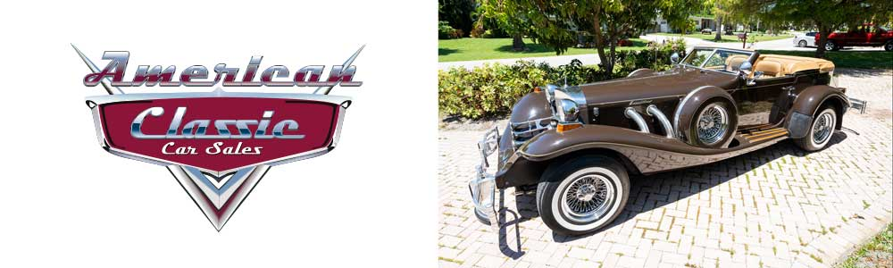 Classic Hot Rod Cars For Sale | American Classic Cars