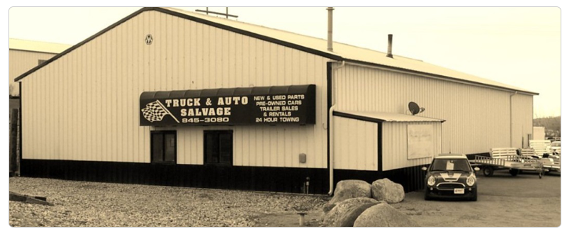 TRUCK & AUTO SALVAGE - Used Cars - Valley City ND Dealer