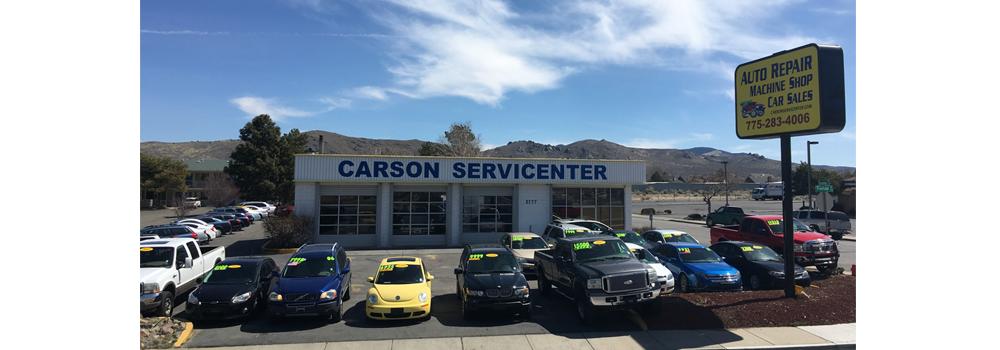 carson servicenter used cars carson city nv dealer. Black Bedroom Furniture Sets. Home Design Ideas