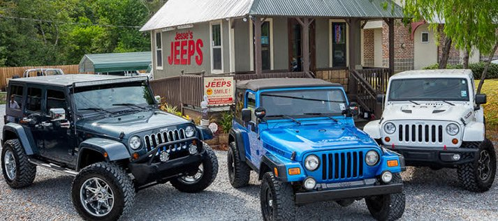 Jesse's Jeeps - Used Cars - Slidell LA Dealer