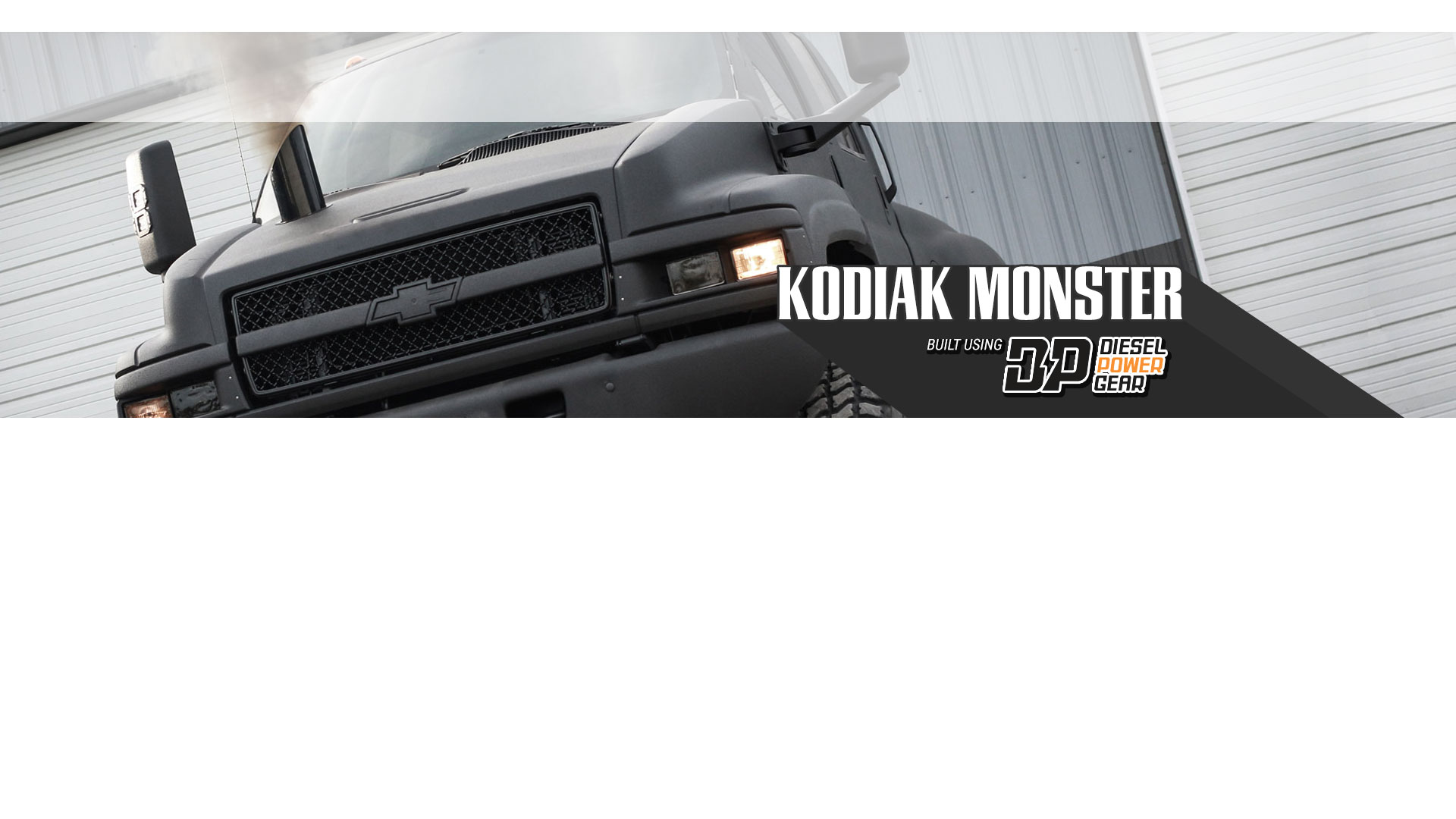 Kodiak Monster