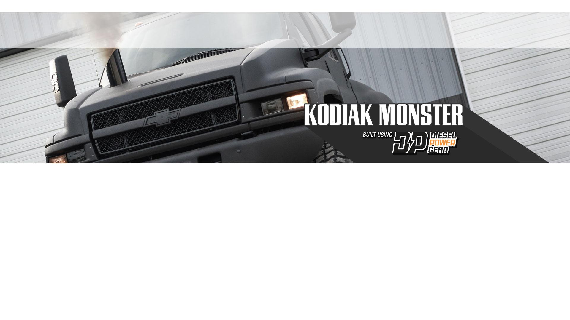 Kodiak Monster