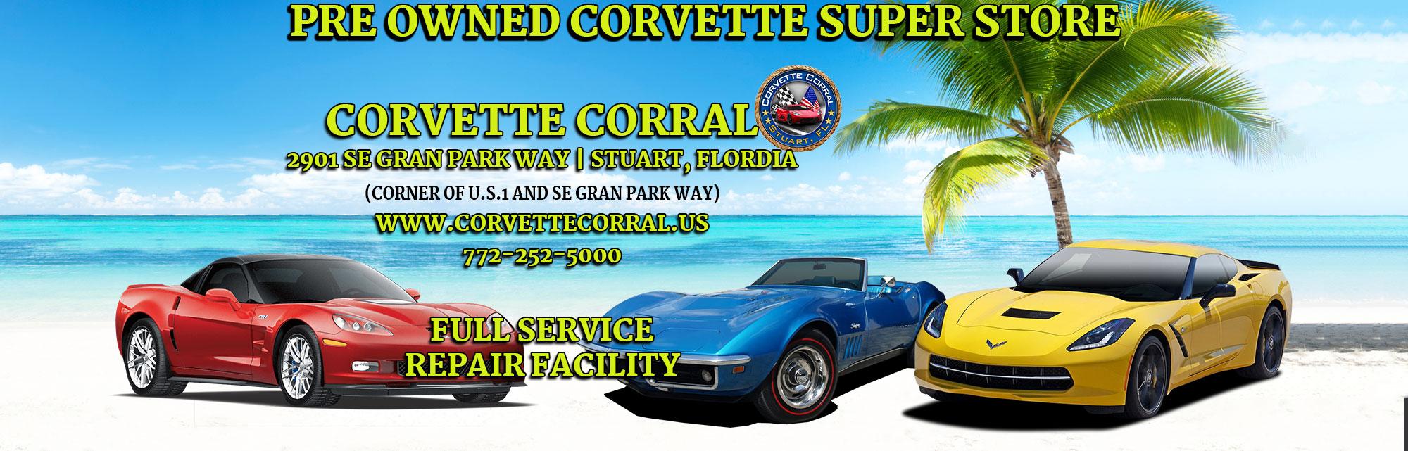 corvette corral used cars stuart fl dealer. Black Bedroom Furniture Sets. Home Design Ideas