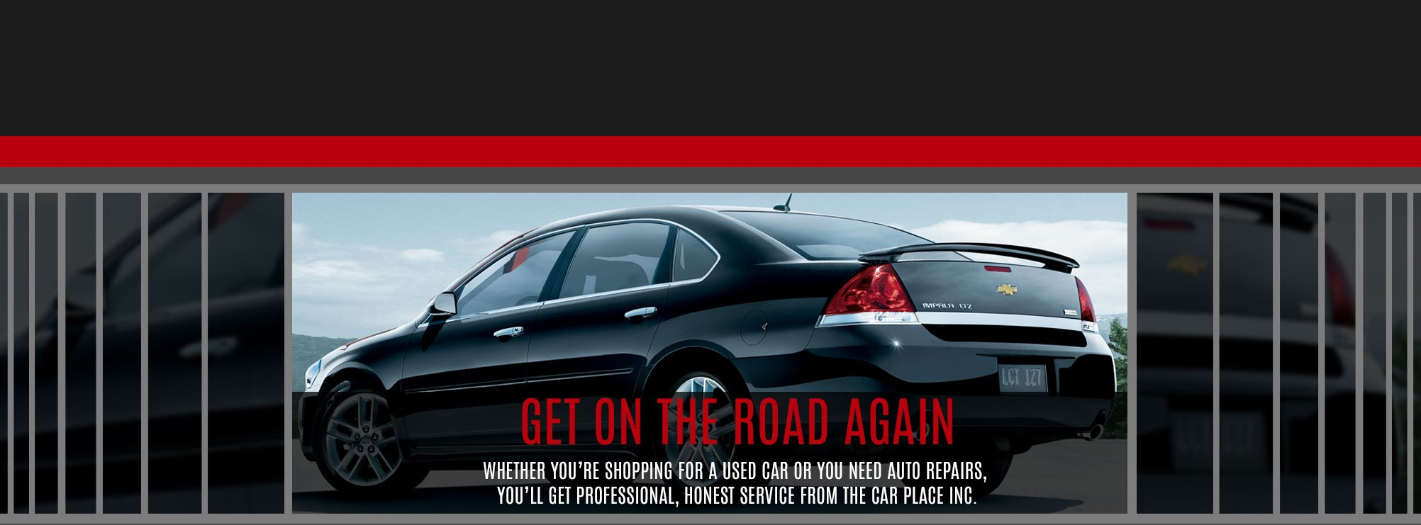 THE CAR PLACE INC  - Used Cars - Somersville CT Dealer