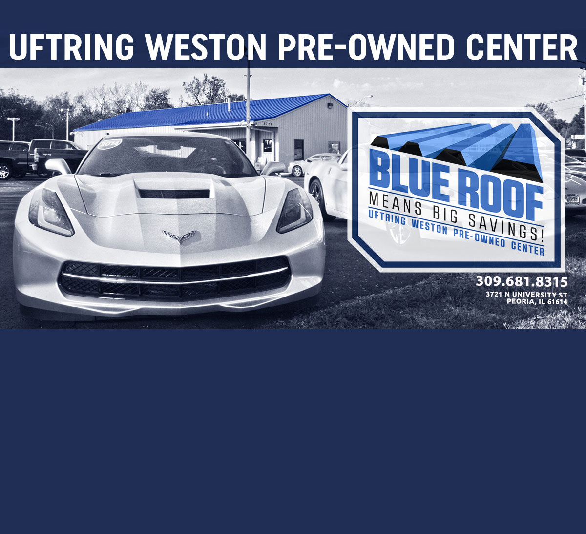 Cars Com Dealer Login >> Uftring Weston Pre Owned Center Used Cars Peoria Il Dealer