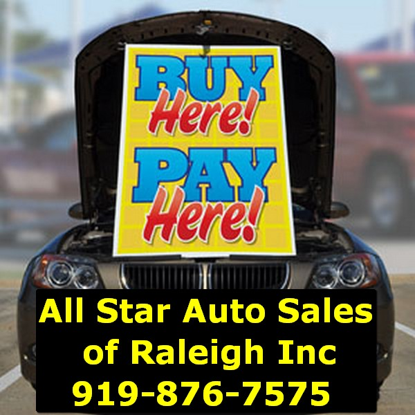 all star auto sales of raleigh inc used cars raleigh nc dealer. Black Bedroom Furniture Sets. Home Design Ideas