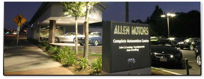 Allen motors inc used cars thousand oaks ca dealer for Allen motors thousand oaks