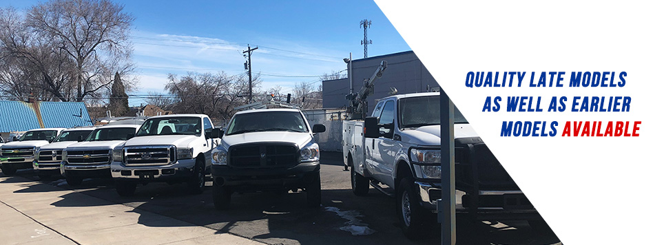 P & R Auto Sales - Used Diesel Pickups - Pocatello ID Dealer