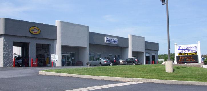 Zimmerman 39 s automotive used cars mechanicsburg pa dealer for Mercedes benz dealer mechanicsburg pa