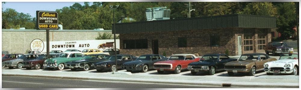 Eau Claire Car Dealers >> Colburns Downtown Auto Used Cars Eau Claire Wi Dealer