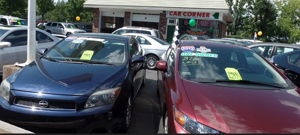Car Corner Retail Sales Used Cars Manchester Ct Dealer