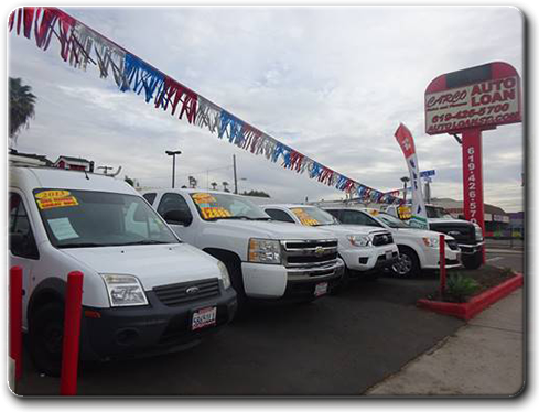 Carco Sales Amp Finance Used Cars Chula Vista Ca Dealer