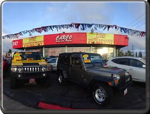 Carco Sales Amp Finance Used Cars Chula Vista Ca Dealer