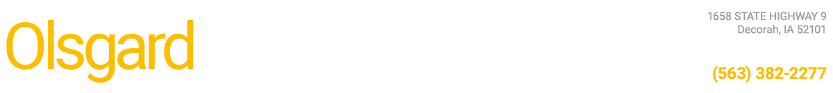 OLSGARD AUTO SALES - Decorah, IA