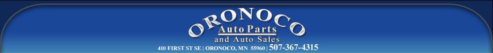 Oronoco Auto Sales - Oronoco, MN