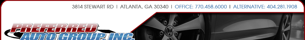 preferred auto group,inc. - Atlanta, GA