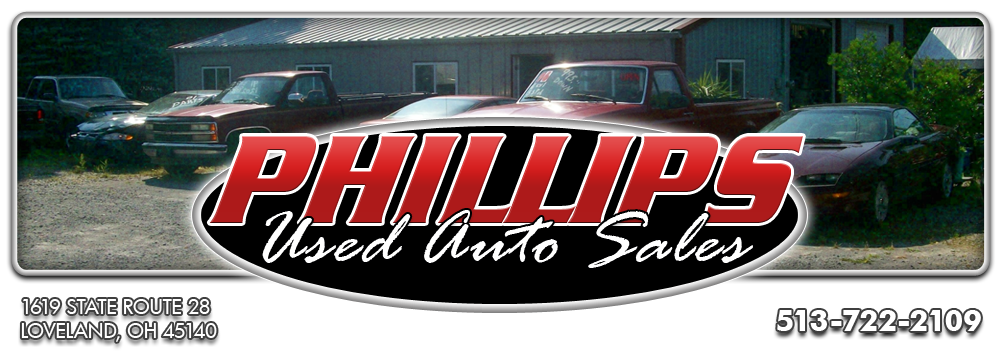 Phillips Used Auto Sales - Loveland, OH