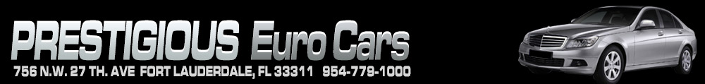 Prestigious Euro Cars - Fort Lauderdale, FL