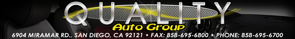 QUALITY AUTO GROUP - San Diego, CA